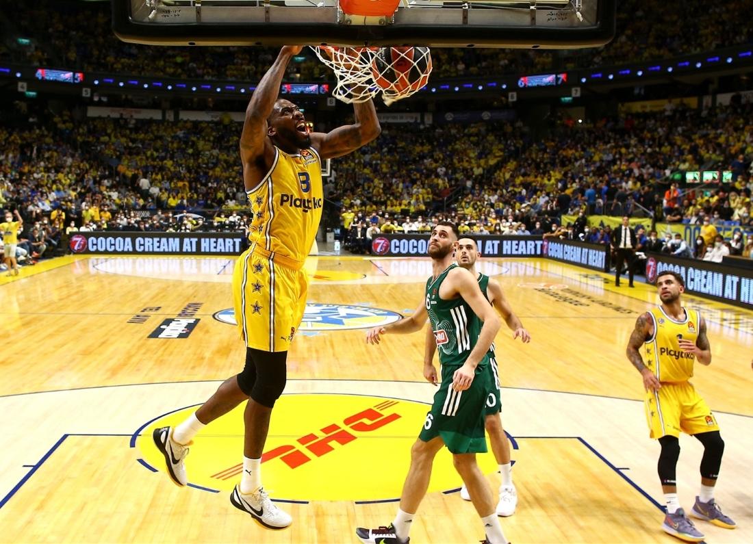 Ο Παναθηναϊκός ηττήθηκε στο Τελ Αβίβ και το τελικό 77-73 περισσότερο κολακεύει τους «πράσινους», οι οποίοι για 33 λεπτά πήραν… απουσία από το παρκέ της Menora Arena.